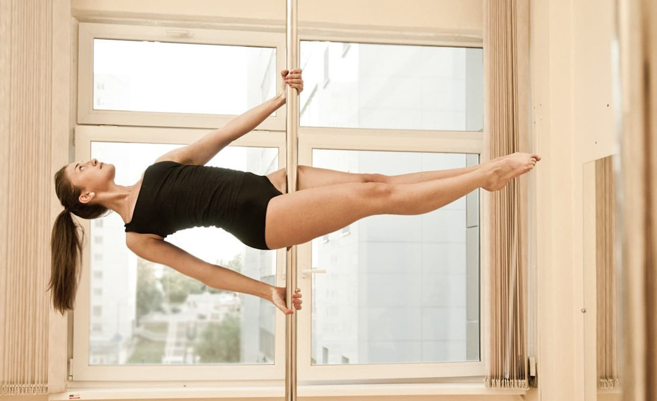 Top 10 beginner pole moves.