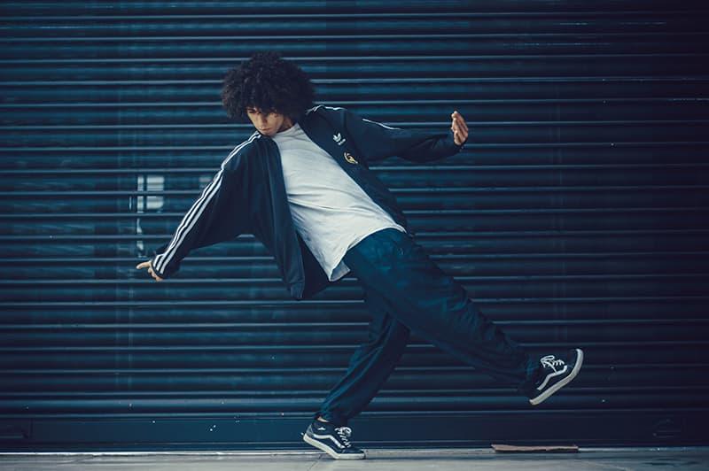 Basic Hip Hop Moves.