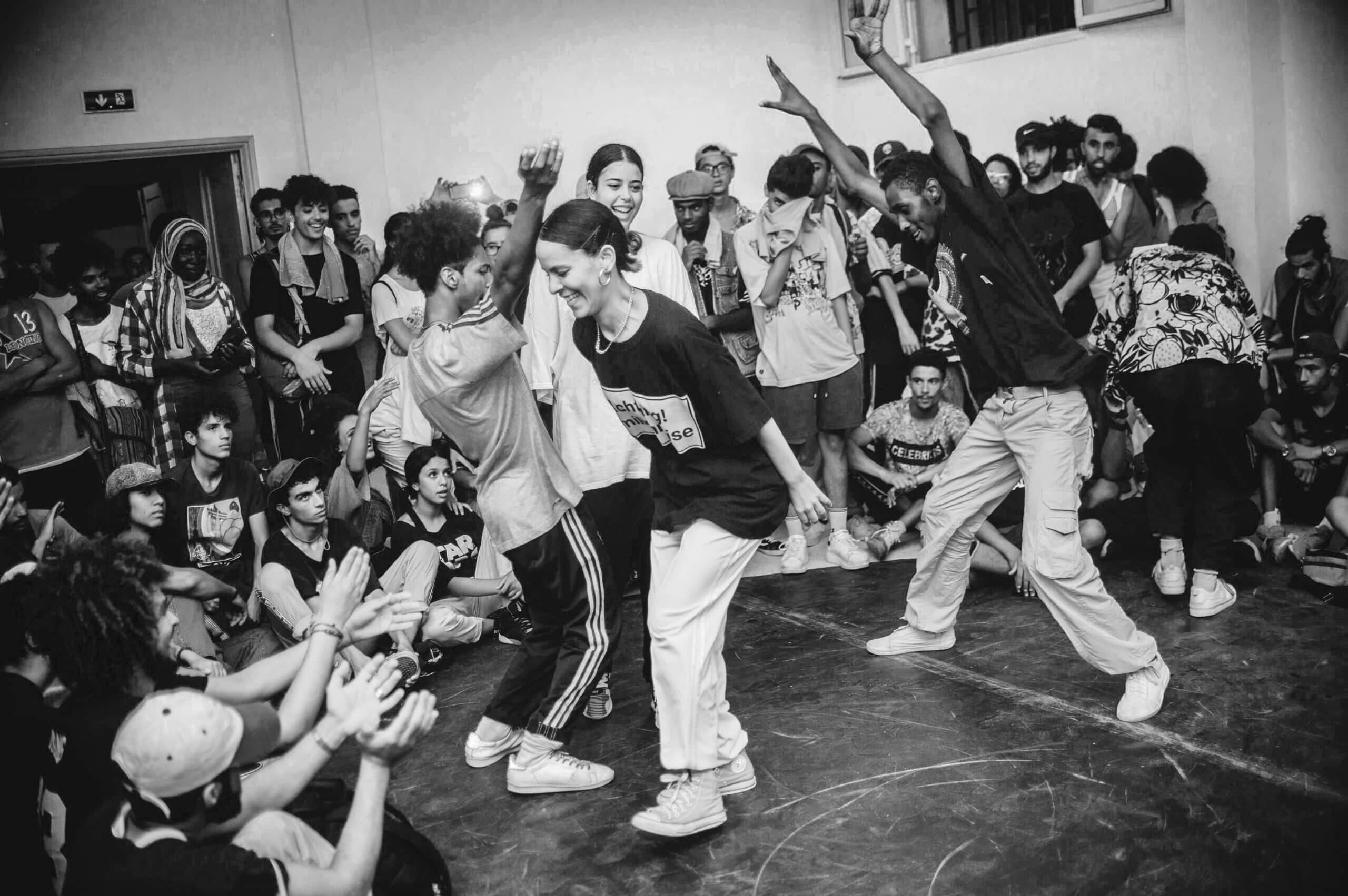 Hip Hop History.