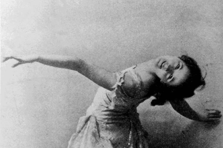 Isadora Duncan and her Dance Heritage.