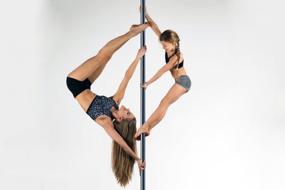 Pole Dancing for Kids.