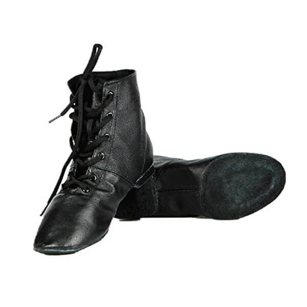 Women's Leather Practice Dancing Boots – Best Boots for Swing Dance.