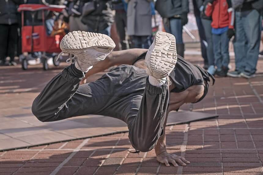 Young world-famous hip-hop dancers and legends of the breakdancing world are on this top-rated list.